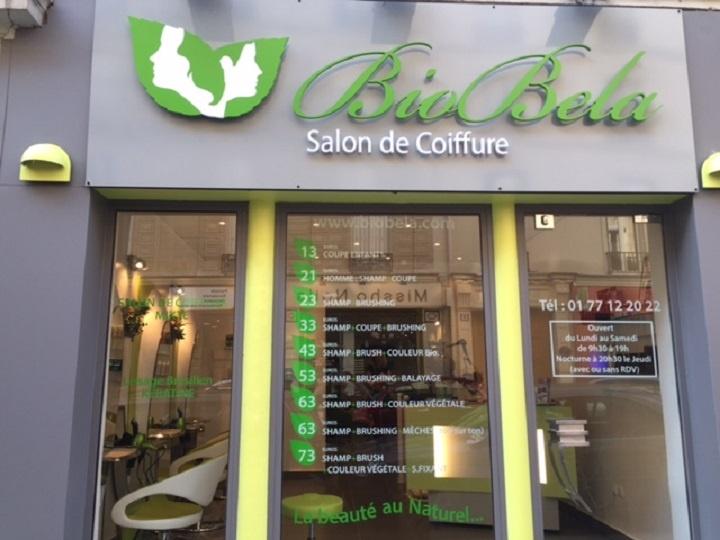 Salon de coiffure afro bio paris coiffures modernes et for Salon afro antillais paris