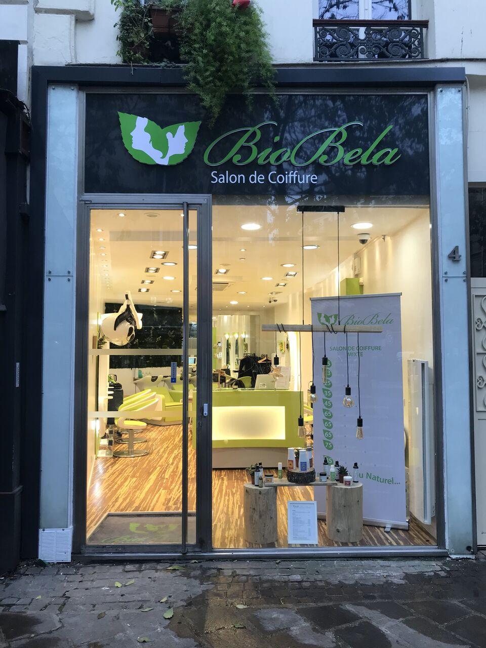 Les salons biobela biobela for Salon de the chatelet