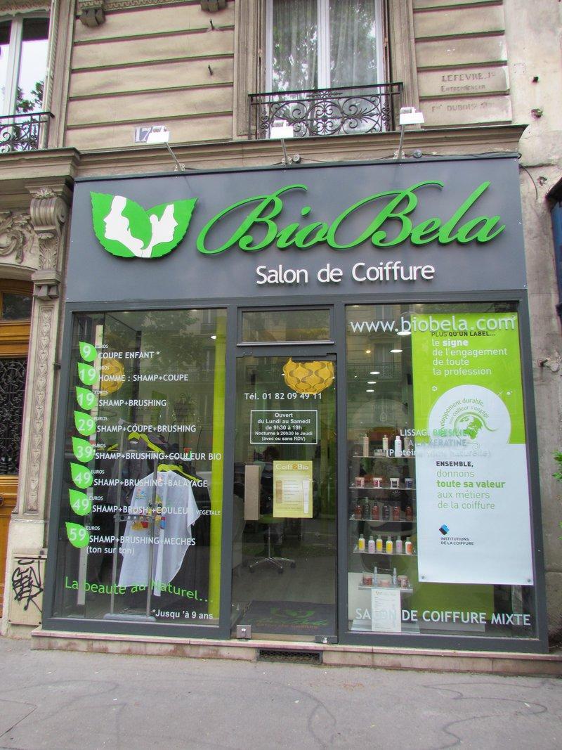 Biobela - Salon de coiffure puteaux ...