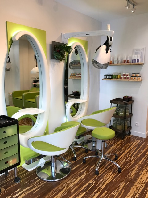 Nouveau salon biobela dans le 16 me biobela - Salon de coiffure puteaux ...