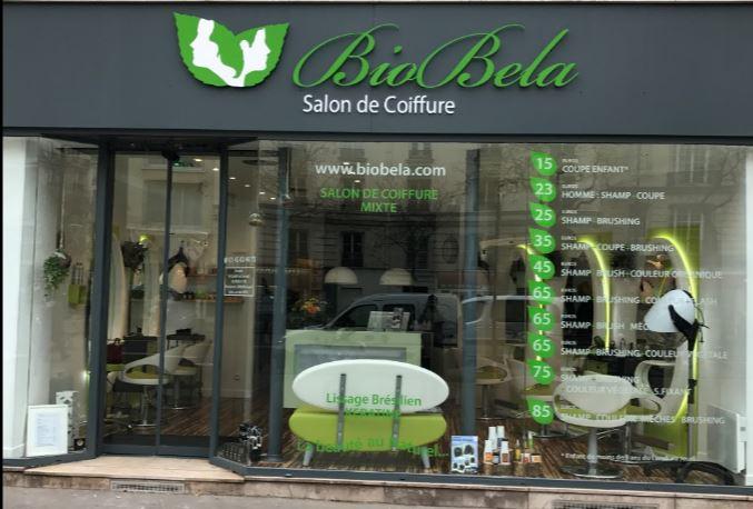 Biobela la r f rence en coloration v g tale coiffeur - Salon de la coiffure porte de versailles ...