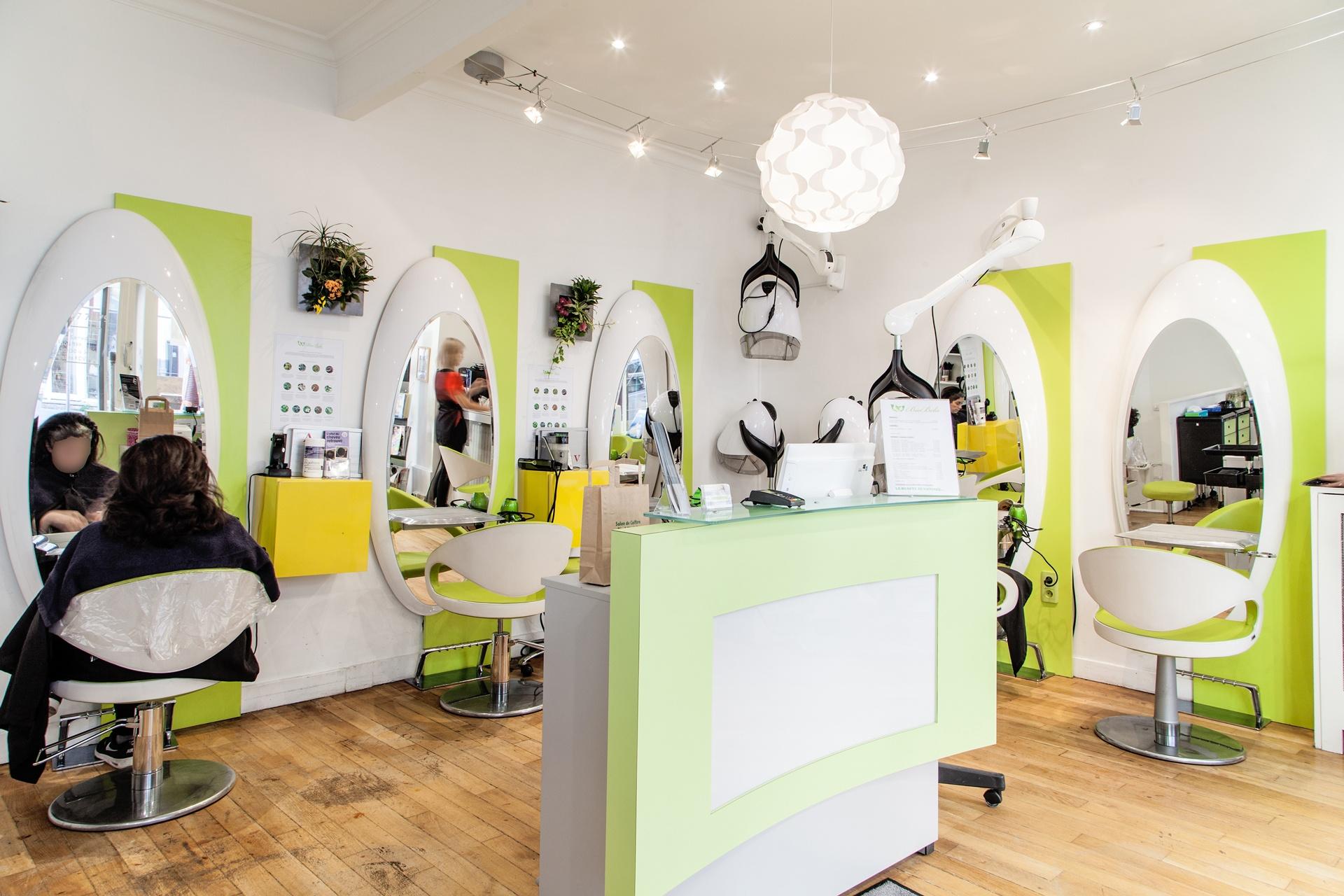 Coiffeur bio paris biobela - Salon de coiffure puteaux ...