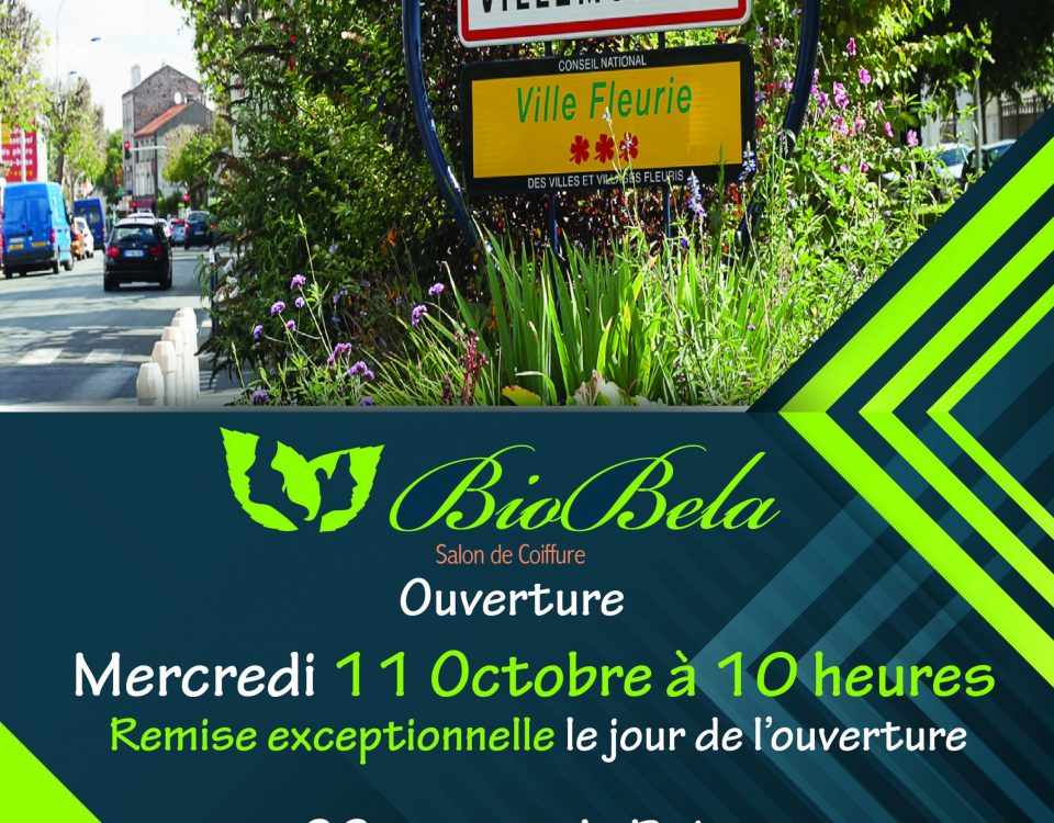 Biobela La Reference En Coloration Vegetale Coiffeur Bio Paris 8